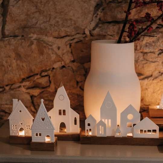 Es werde Licht! Leuchtende Kreationen für Weihnachten