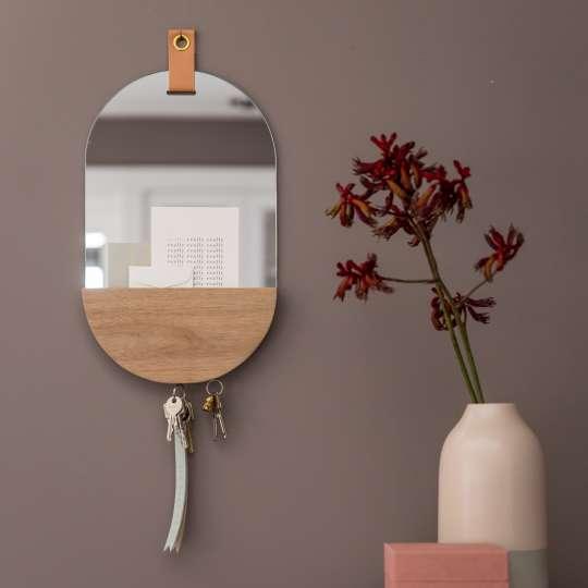 räder Spiegel oval Milieu