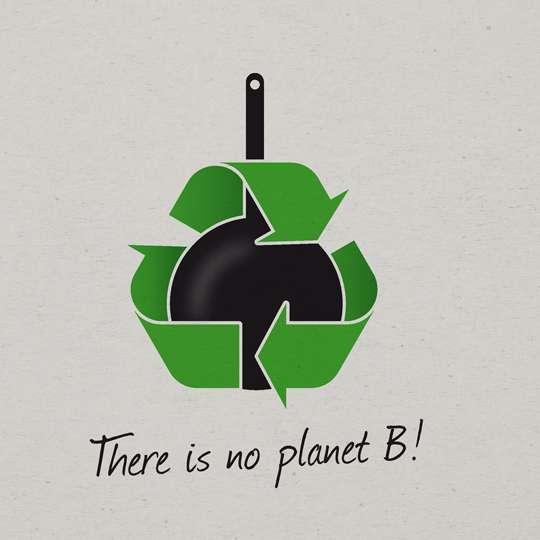 No planet B – SCANPAN setzt auf Nachhaltigkeit / Serie Classic Induktion