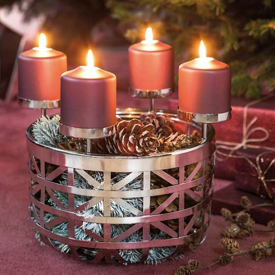 Stilvoll in das Weihnachtsfest - Hochwertige Dekorationen, geschmackvolle Geschenke