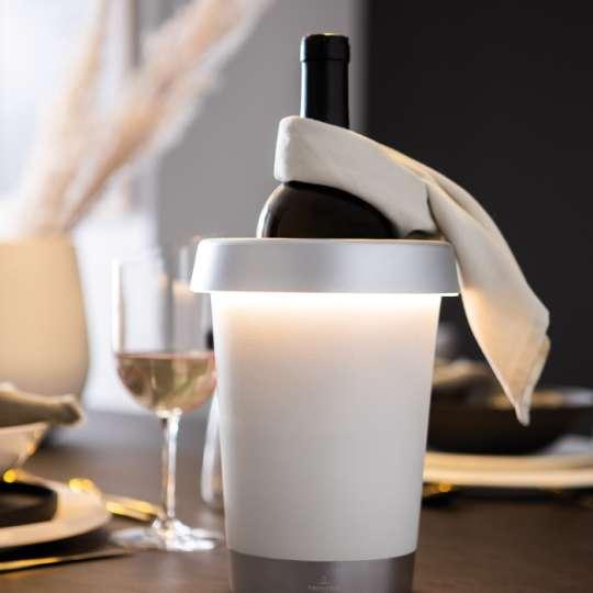 Weinkühler BORDEAUX mit  integrierten LEDs