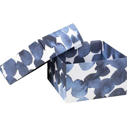 Tintenblau: Origami-Schachtel- Zeichen und Wunder von Raeder