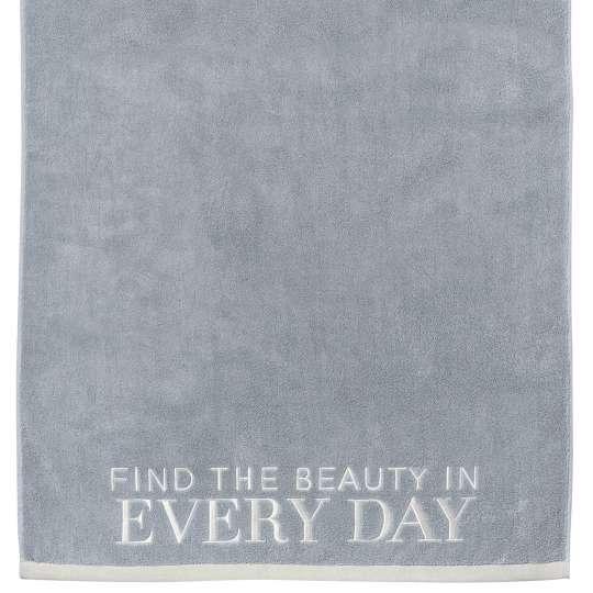 Bad-Kollektion - Handtuch groß