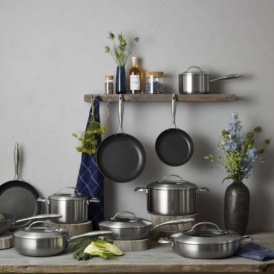 Scanpan: Serie CTX: Sortiment / Mood Küche