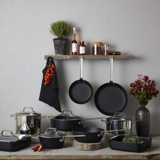Scanpan: Serie TechnIQ / Sortiment / Mood Küche