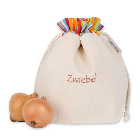 Slowroom: Gemüsebeutel Zwiebel - 502