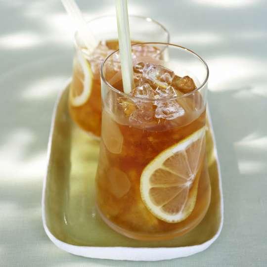Lemongras Eistee