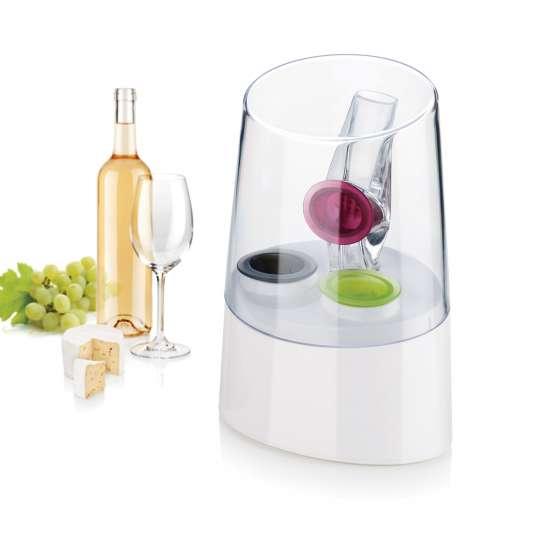 tescoma Weinbelüfter UNO VINO für optimalen Weingenuss