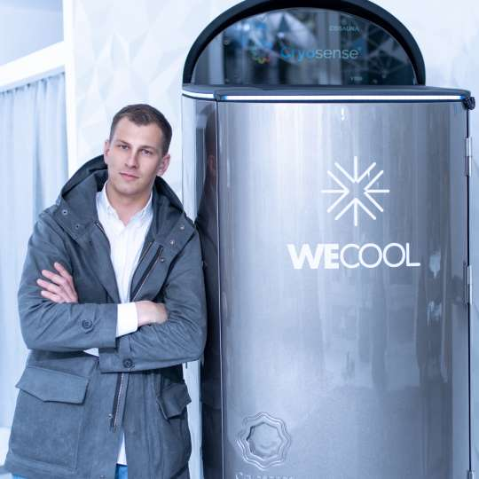WECOOL Gründer Tim Brückmann